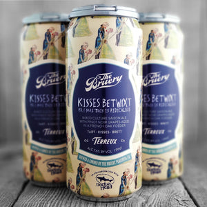 Bruery Terreux / Dogfish Head - Kisses Betwixt Mr. & Mrs. This Is Ridiculous