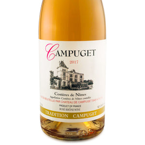 Chateau de Campuget Tradition Rose 2017