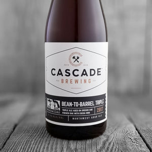Cascade / Mikkeller - Bean-To-Barrel Triple