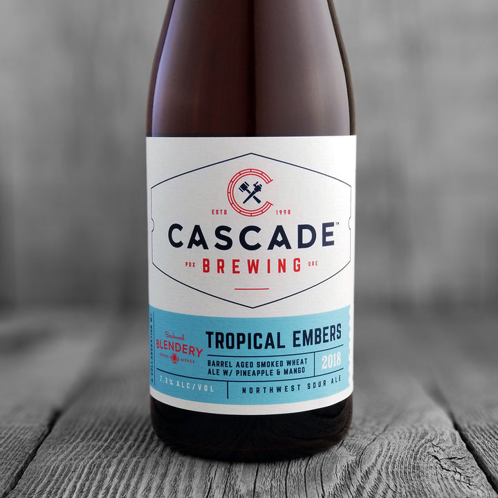 Cascade / Beachwood - Tropical Embers