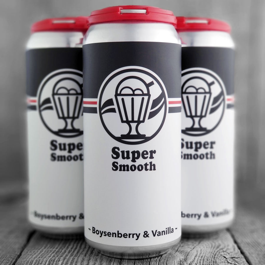 Chapman Super Smooth Boysenberry & Vanilla