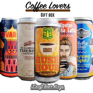 Coffee Lovers Gift Box - Free Shipping