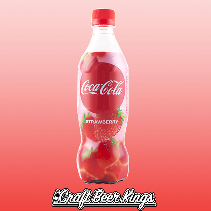 Coke - Strawberry