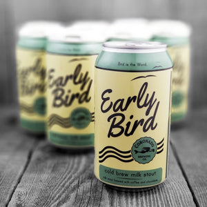 Coronado Early Bird Cold Brew Milk Stout