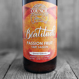 Council Béatitude Passion Fruit