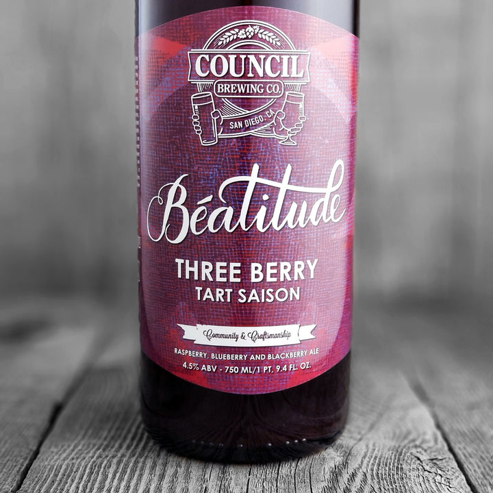 Council Béatitude Three Berry