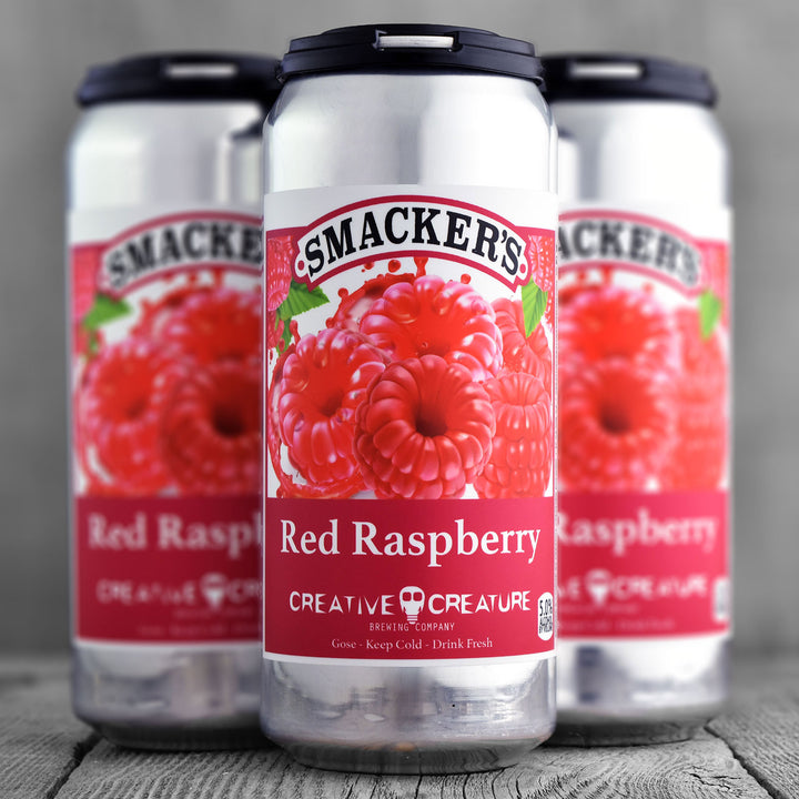 Creative Creature Smackers Red Raspberry