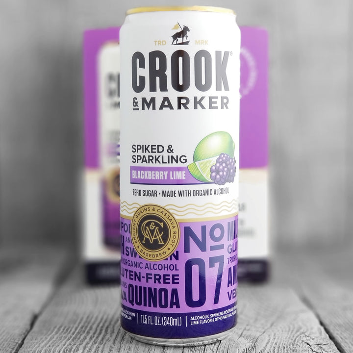 Crook & Marker Blackberry Lime