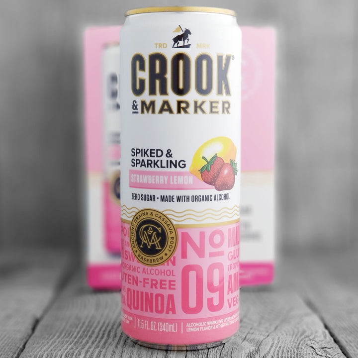 Crook & Marker Strawberry Lemon