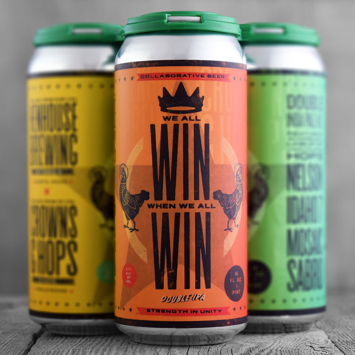 HenHouse / Crowns & Hops - We All Win When We All Win