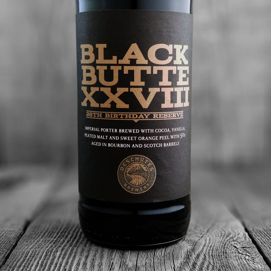 Deschutes Black Butte XXVIII (28th Birthday Reserve)