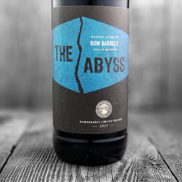 Deschutes The Abyss 2017 Aged In Rum Barrels (Limit 1)