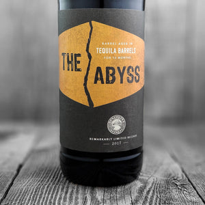 Deschutes The Abyss 2017 Aged In Tequila Barrels (Limit 1)