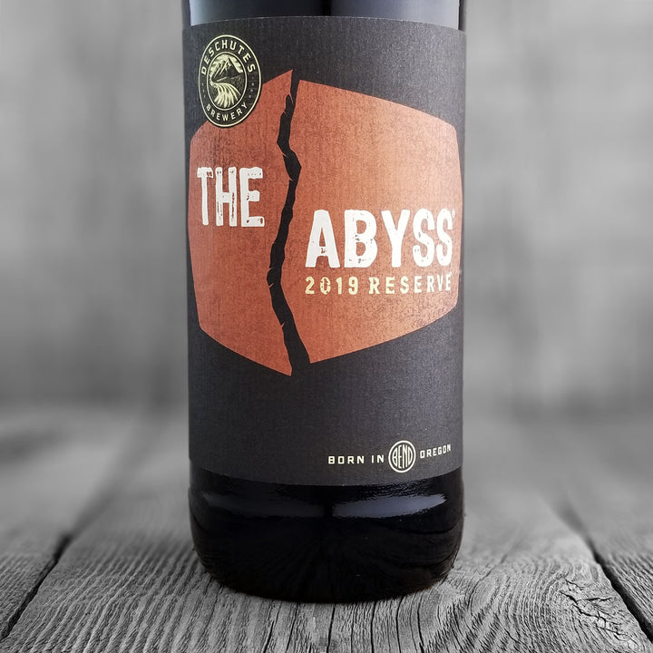 Deschutes The Abyss 2019 Reserve