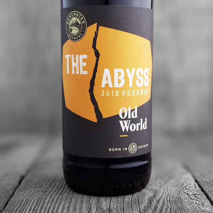 Deschutes The Abyss Old World 2019 Reserve - Limit 1