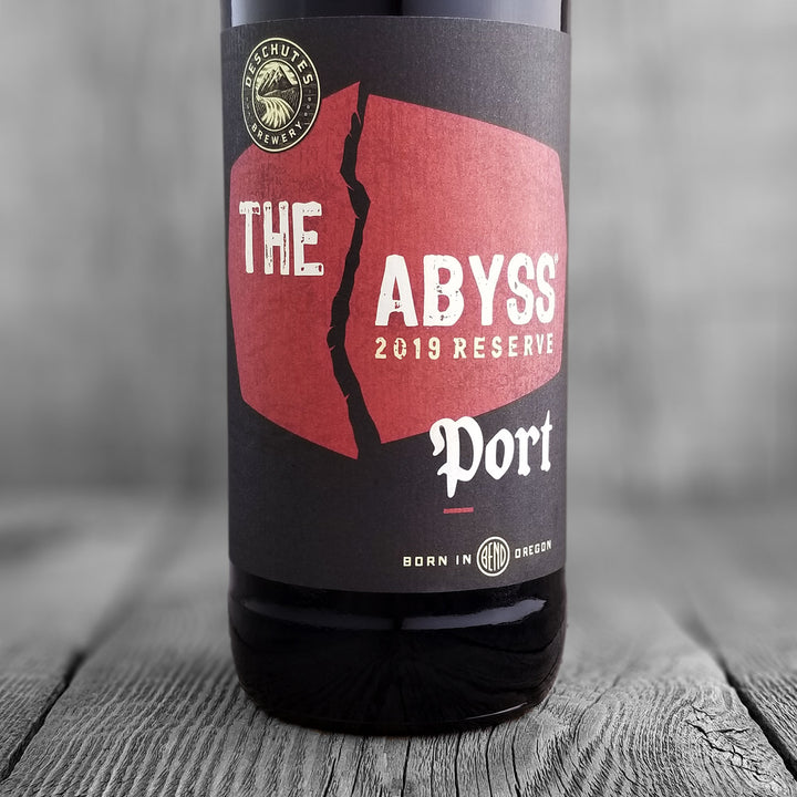 Deschutes The Abyss Port 2019 Reserve - Limit 1