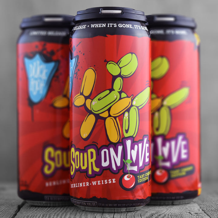 Duck Foot Sour On Love Tart Cherry Edition