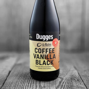 Dugges Coffee Vanilla Black