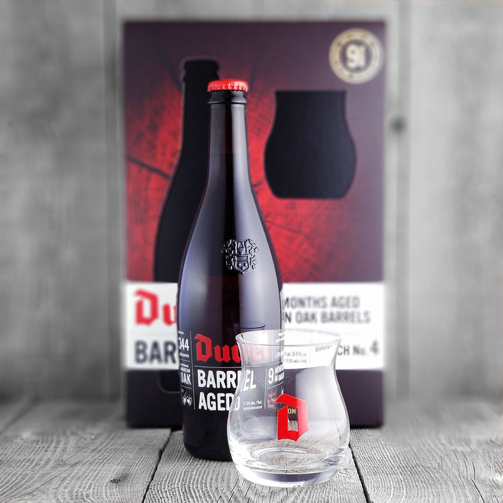 Duvel Barrel Aged Set