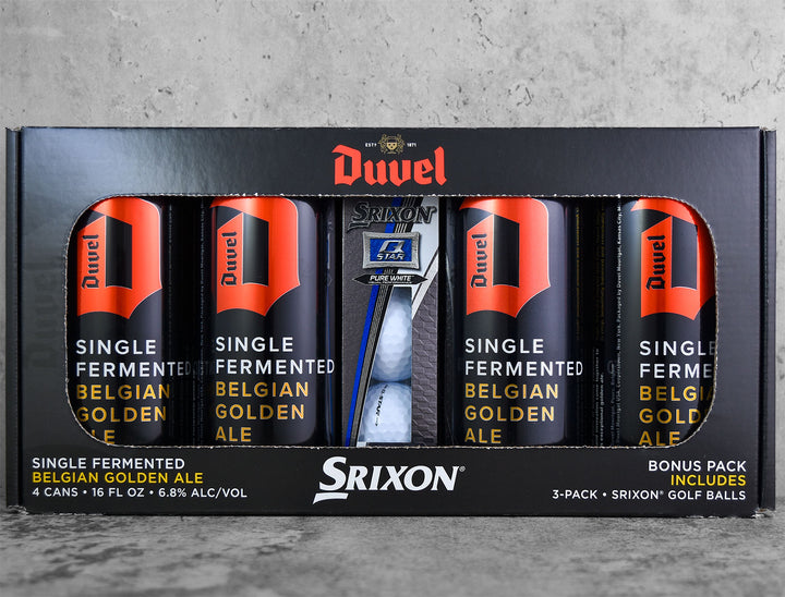 Duvel Srixon Barrel Aged Set