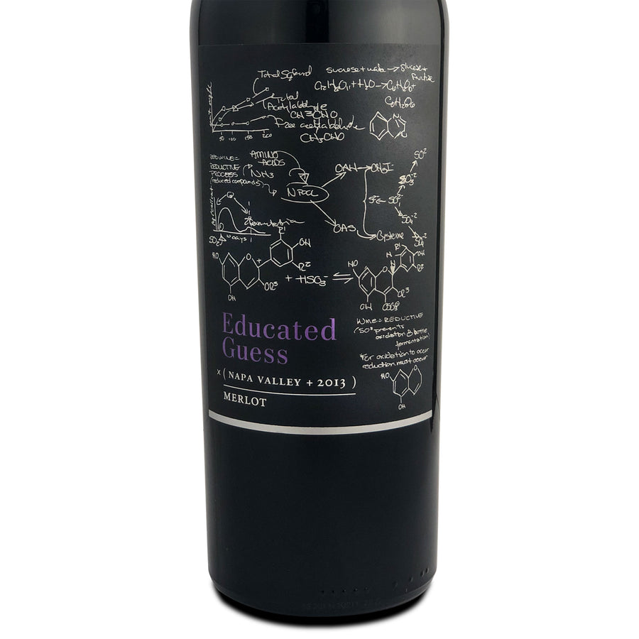 Roots Run Deep Educated Guess Merlot 2013
