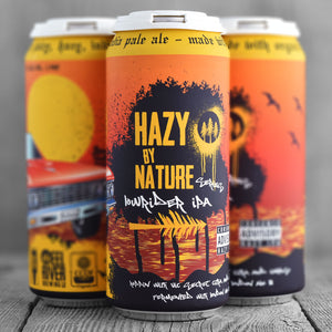 Eel River Hazy By Nature - Lowrider IPA