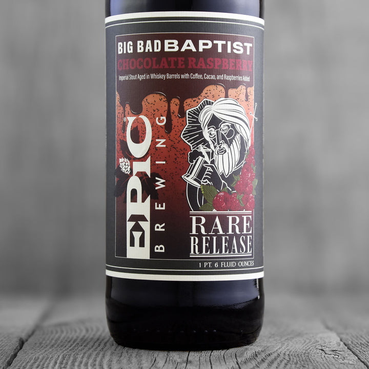 Epic Big Bad Baptist Chocolate Raspberry