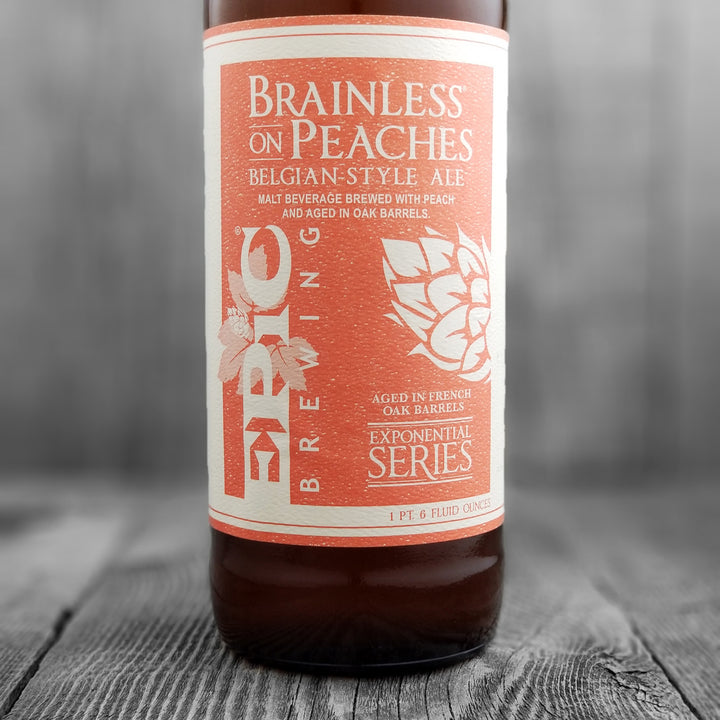 Brainless On Peaches