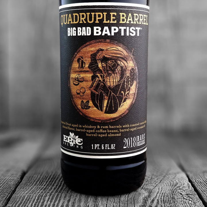 Epic Quadruple Barrel Big Bad Baptist (Limit 2)