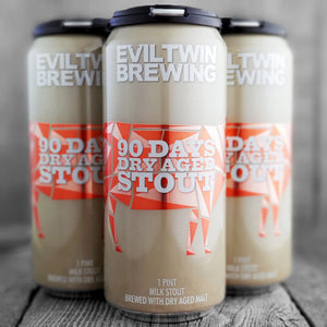 Evil Twin 90 Days Dry Aged Stout