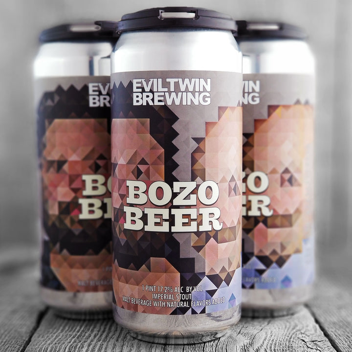 Evil Twin Bozo Beer (17.2%)