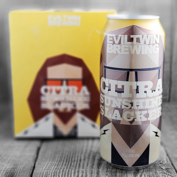 Evil Twin Citra Sunshine Slacker