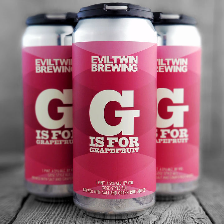 Evil Twin G Is For Grapefruit