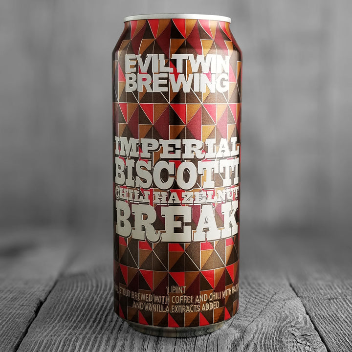Evil Twin Imperial Biscotti Chili Hazelnut Break