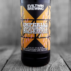 Evil Twin Imperial Doughnut Maple Syrup Bourbon Barrel Aged
