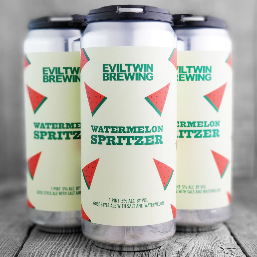 Evil Twin Watermelon Spritzer