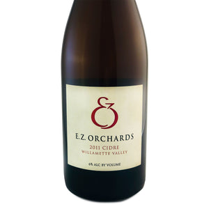 E.Z. Orchards Willamette Valley Dry Cidre 2011
