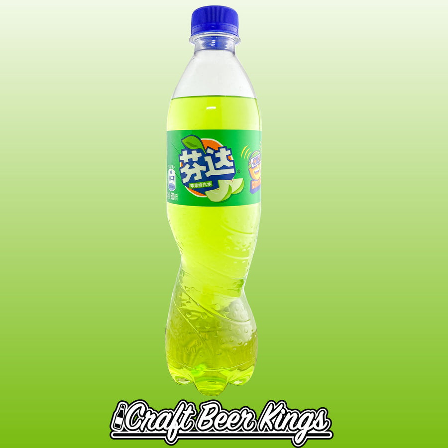 Fanta - Apple -China