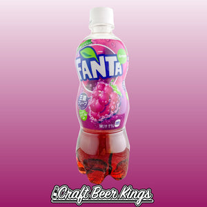 Fanta - Grape- Japan