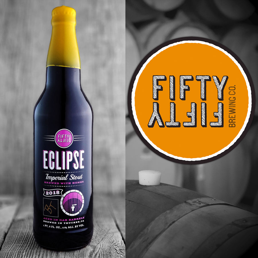 Fifty Fifty Eclipse Buffalo Trace 2018