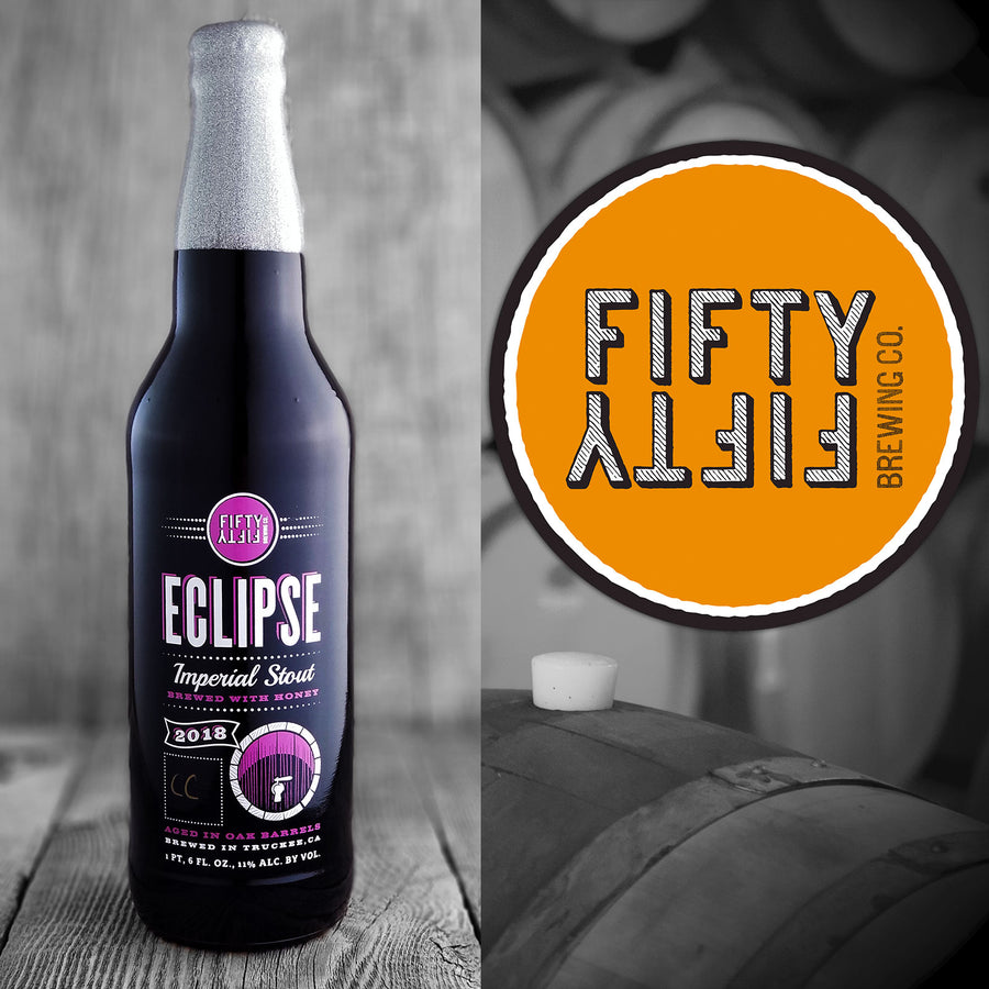 Fifty Fifty Eclipse Coconut 2018