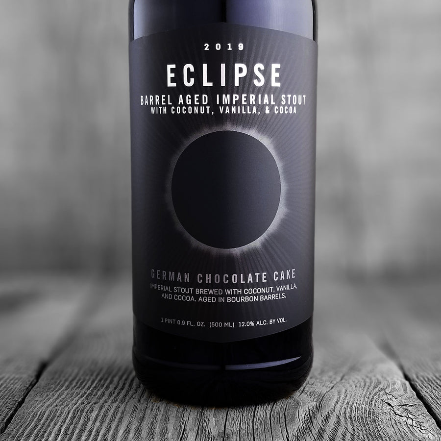 Fifty Fifty Eclipse 2019 German Chocolate Cake - Limit 2