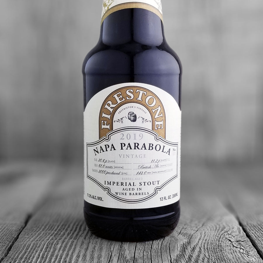 Firestone Napa Parabola - Limit 1