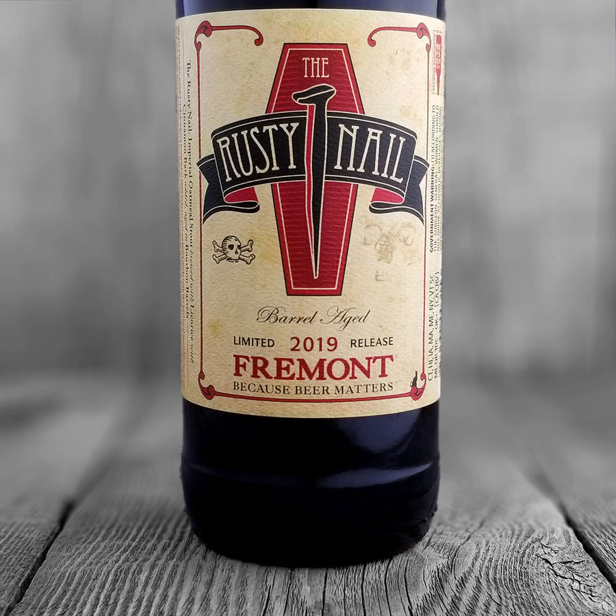 Fremont The Rusty Nail 2019 - Limit 1