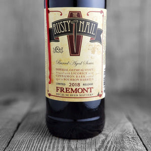 Fremont The Rusty Nail 2018 (Limit 1)