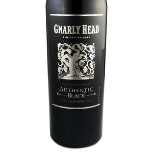 Gnarly Head 2013 Authentic Black Red (Lodi)