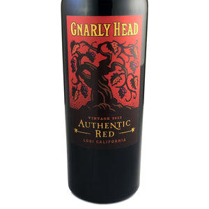 Gnarly Head 2013 Authentic Red