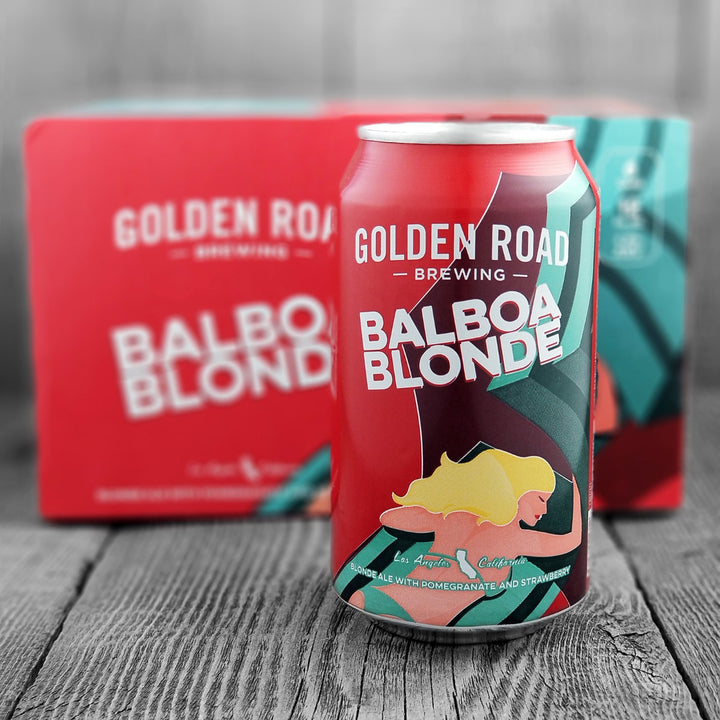 Golden Road Balboa Blonde