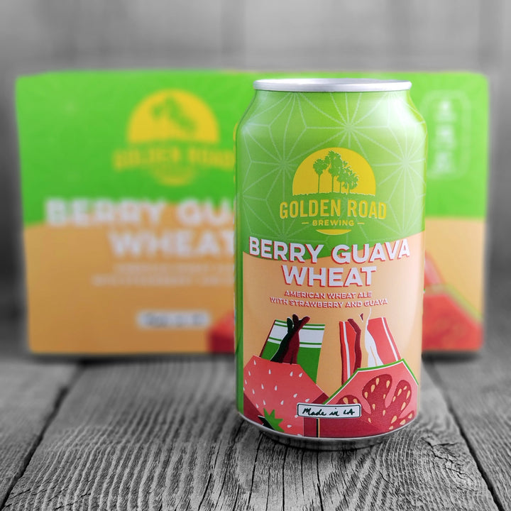 Golden Road Berry Guava Wheat