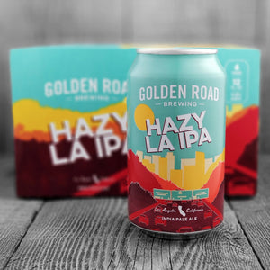 Golden Road Hazy LA IPA